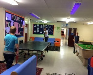 12-16 Youth Club July 2014 - Sept 2014